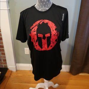 Spartan race T-shirt